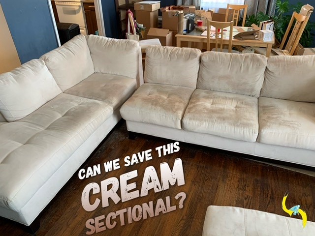 Upholstery Cleaning by Sanitize 4 Serenity